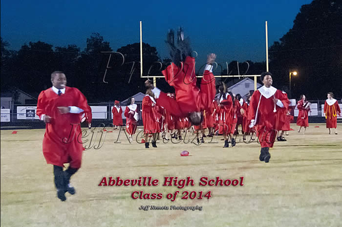 14014 Abbeville  High Graduation