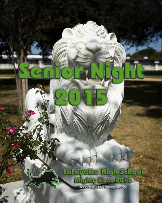 15013 LHS Senior Night